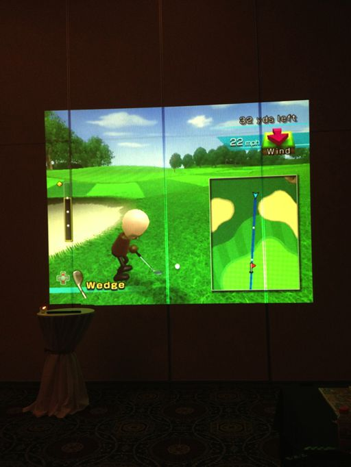 CasinoV-Wii Golf